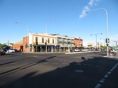 Buildings on Cnr Military Rd/Semaphore Rd, Semaphore (RS 1990) Tags: adelaide australia southaustralia semaphore saturday 17th november 2018