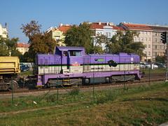 Prague Dejvice - 08-10-2018 (agcthoms) Tags: czechrepublic prague praha dejvice station railways trains cd ceskedrahy czechrailways kds class730 730624