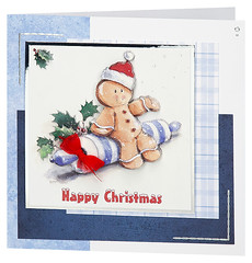 Craft Creations - Charlotte493 (Craft Creations Ltd) Tags: gingerbread christmas greetingcard craftcreations handmade cardmaking cards craft papercraft