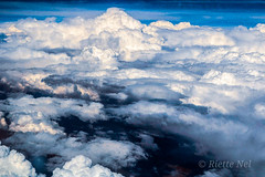 Clouds (heatgirlrvd) Tags: clouds sky cloud air heaven earth surreal angels blue fluffy