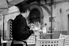 (Stella Trasforini) Tags: streetphotography blackandwhite biancoenero monochrome