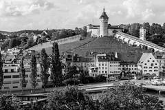 Schaffhausen Munot (olle.graf) Tags: 2018 olle burg castle fluss fujifilm may munot rhein river schaffhausen schweiz switzerland xe2 feuerthalen zürich