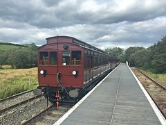 Downpatrick, 07/09/2018 (Milepost98) Tags: ni northern ireland irish dcdr heritage vintage preserved museum line shunt downpatrick county down railway carriage coach carriages coaches inch abbey train station bcdr railmotor 72