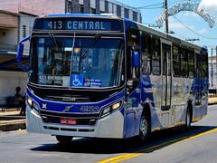 4922 Onicamp Transporte Coletivo (busManíaCo) Tags: busmaníaco bus nikond3100 nikon d3100 campinas caioinduscar onicamp transporte coletivo volvo caio apache vip iv b270f