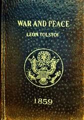 1859 War and Peace (Steenvoorde Leen - 14.9ml views) Tags: 2019 doorn utrechtseheuvelrug 2019kringloopwinkeldoorn 1859warandpeace leontolstol book boek oldbook