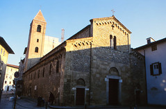 San Sisto in Cortevecchia, Pisa (demeeschter) Tags: italy toscana pisa architecture leaning tower medieval church basilica city town river cathedral religion roman unesco world heritage attraction building museum