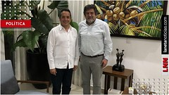 Carlos Joaquín y Fonatur dan seguimiento a trabajos para Tren Maya (HUNI GAMING) Tags: carlos joaquín y fonatur dan seguimiento trabajos para tren maya
