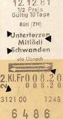 "Bahnfahrausweis Schweiz • <a style=""font-size:0.8em;"" href=""http://www.flickr.com/photos/79906204@N00/46080498442/"" target=""_blank"">View on Flickr</a>"
