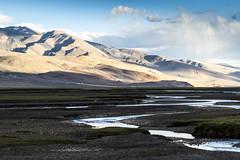 Tsomoriri #8 (jean matthieu) Tags: blue canon clood cloods color eos himalaya india indiantibet ladakh lake landscape light montain montains sky tsomoriri