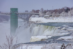 Niagara view (Notkalvin) Tags: niagara niagarafalls water waterfall canada newyork observation winter cold ice frozen tourism notkalvinphotography mikekline outdoors