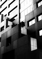 Building blocks (trochford) Tags: abstract building architecture geometric rectangular blocks stark grainy contrast grayscale financialdistrict boston bostonma ma massachusetts newengland usa us unitedstates bw bnw blackandwhite blackwhite noiretblanc blancoynegro mono monochrome canon canon6d ef24105mmf4lisusm ef24105