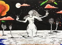 281A6355 Rennes mpermanence Galerie @Christine Ammour @Maya Wnu (blackbike35) Tags: rennes bretagne france impermanence galerie mur wall street streetart paint painting art work writing artistes women