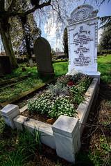 Zeppelin victim's (mickb6265) Tags: ww1 tribute 100aniversary 19141918 19182018 elizagammon zeppelin bomb stjames northampton lilygammon gladysgammon