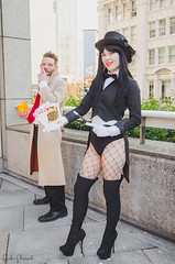 366 (fangirlconfessions) Tags: constantine dccomics dctelevision dccosplay eccc eccc2018 emeraldcitycomiccon emeraldcitycomiccon2018 hellblazer johnconstantine seattle washingtonstateconventioncenter zatanna zatannazatara comiccon comics cosplay costumeplay magic eccc2018magic