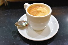 Cafe con Leche (jpellgen (@1179_jp)) Tags: segovia spain spanish europe european travel nikon sigma 1770mm 2019 january winter castillayleon castileandleon food foodporn coffee cup cafeconleche unesco worldheritage