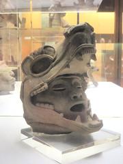 Jaguar Knight (edenpictures) Tags: sculpture statue newyorkcity nyc manhattan mesoamerican precolumbian art nativeamerican americanmuseumofnaturalhistory amnh naturalhistorymuseum museum upperwestside