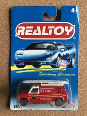 Realtoy - Number 38660 - Fire Department Van - Miniature Diecast Metal Scale Model Emergency Services Vehicle (firehouse.ie) Tags: toys toy vehicule voiture vehicle bomberos bombeiros brandweer hasici lcv fourgons fordeconoline econoline fords ford sapadores sapeurs straz pompieri pompiers feuerwehr department brigade fd fire camionette fourgon van diecast miniatures miniature metal models model realtoy