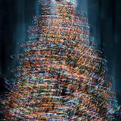 happy holidays! (m_laRs_k) Tags: classicchrome happyholidays olympus usa manhattan rockefellercenter penf icm lightroomed lightpainting chromecameraprofile hss abstract tree mlarsk