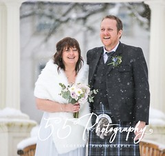 Happy selfie Sunday!!xx (shona.2) Tags: selfiesunday mrmrs wife husband married laughing duchallyestate duchallyhotel snowing bride groom woman man couple wedding