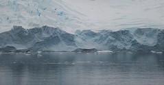 The Antarctic icepack meeting the sea. (Ruby 2417) Tags: ice snow glacier snowpack icepack sea ocean coast water antarctica antarctic peninsula
