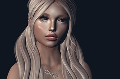 . You Know My Worst, See Me Hurt, But You Don't Judge . (Laryn_Teardrop) Tags: navycopper pinkfuel catwa