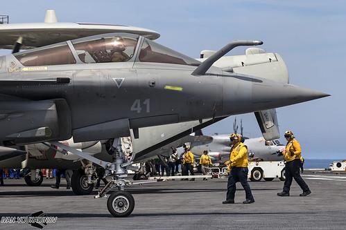 Dassault Rafale M '41' Flotille 12F