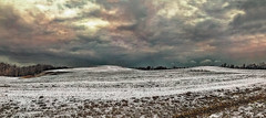 8R9A6118-20Ptazl1TBbLGERk3b (ultravivid imaging) Tags: ultravividimaging ultra vivid imaging ultravivid colorful canon canon5dm3 clouds sunsetclouds stormclouds sunset winter fields farm field scenic snow rural pennsylvania pa panoramic painterly landscape vista