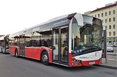 Wien, Wiedner Gürtel 15.08.2017 (The STB) Tags: bus busse autobus autobús publictransport citytransport öpnv austria österreich