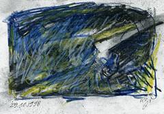 Wolfram Zimmer: Improvisation (ein_quadratmeter) Tags: wolfram zimmer meinzimmer wolframzimmer kunst malerei gemälde painting freiburg burg birkenhof kirchzarten ausstellung ausstellungen aktionskunst improvisation idee gegenständliche ungegenständliche art paintings exhibition exhibitions action idea objectively nonobjective representational nonrepresentational situation zeitung zeitungsbild newspaper image currently aleatoric coincidence aleatorik zufall zeichnung drawing
