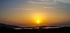 Scotland sunset beach, Isle of Harris (strangesimon) Tags: scotland landscape explore highlands hebrides harris island beach leica west