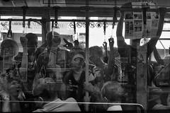 Penang, Malaysia. (Chot Touch) Tags: ricohgxr transport travel reflection bus blackwhite streetphotography penangroad penang