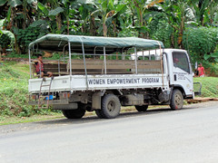 PMV in Papua New Guinea. (CooverInAus) Tags: truck bus alotau mbp milne bay province papua new guinea