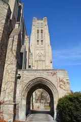 Chicago, IL - University of Chicago - Rockefeller Memorial Chapel (jrozwado) Tags: northamerica usa illinois chicago eisenhower chapel church university universityofchicago