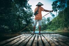 THAILAND TOUR - Day #4 part 1 Maetaman Elephant Camp 25 Maggio 2017 - Anche in terra thailandese, purtroppo, il tempo passa, e così all'alba del 4° giorno salimmo sull'oramai familiare furgoncino con l'obiettivo di arrivare a Chiang Rai per sera. La prima (Maurin_S) Tags: travel pentax iphone thailand chiangmai chiangrai elephant spring 2017 sunny honeymoon
