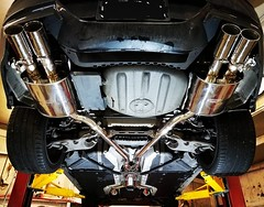 2009 E63 BMW M6 iPE Exhaust Install Performance German Autohaus Chattanooga Tennessee Black Car Automobile Service (German Autohaus) Tags: 2009 e63 bmw m6 ipe exhaust install performance german autohaus chattanooga tennessee black car automobile service