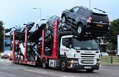 A.J.Transport Transporter Scania P420 M2 MCD (sab89) Tags: ajtransport transporter scania p420 m2 mcd