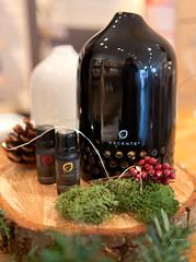 Escents Auro Diffuser (jennchanphotography) Tags: aura diffuser product aromatherapy oil giveaway