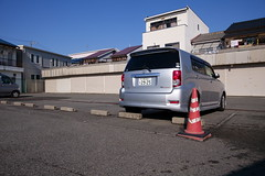 20181221_RX_01731 (NAMARA EXPRESS) Tags: street car automobile vehicle parking winter daytime fine outdoor color toyonaka osaka japan sony rx0 dscrx0 carlzeiss tessar t 477 namaraexp
