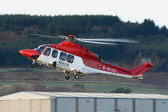 G-MCSD Agusta Westland AW189 EGPD 27-12-18 (MarkP51) Tags: gmcsd agustawestland aw189 babcockaviation aberdeen dyce airport scotland helicopter aircraft airplane plane image markp51 nikon d7100 nikon200500f56vr sunshine sunny planeporn