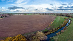 River Leam Hunningham, Warwickshire, November 10th 2018 (boddle (Steve Hart)) Tags: riverleamhuningham warwickshire november10th2018 steve hart boddle steven bruce wyke road wyken coventry united kingdon england great britain dji fc2103 mavic air wild wilds wildlife life nature natural bird birds flowers flower fungii fungus insect insects spiders butterfly moth butterflies moths creepy crawley winter spring summer autumn seasons sunset weather sun sky cloud clouds panoramic landscape 360 arial royalleamingtonspa unitedkingdom gb