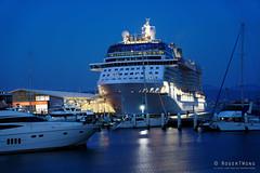 20190128-50-Celebrity Solstice crusise ship (Roger T Wong) Tags: 2019 australia celebritysolstice hobart rogertwong sel24105g sony24105 sonya7iii sonyalpha7iii sonyfe24105mmf4goss sonyilce7m3 tasmania boat cruiseship evening ship waterfront