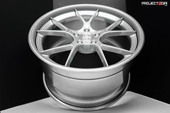 project-6gr-3-piece-forged-10-ten-12 (PROJECT6GR_WHEELS) Tags: project 6gr 10ten 10 wheels wheel rim rims 3piece full forged design raw ford mustang gt gt350 gt350r