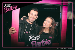0318 (Ester Vulpiani Photographer) Tags: kill barbie wishlist roma night life dance dancing club clubbing nightlife disco girl girls frame pink fuxia smile smiling happy people kiss love portrait dj djs happiness friendship friends friend 2018 ester vulpiani canon eos 550d