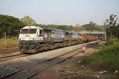 12127 Sanvordem/Goa,India (Gridboy56) Tags: wdg4 india sanvordem bellary vascodagama locomotive locomotives trains train railways railroad railfreight diesel wagons cargo freight 12082 12127