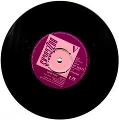 Buzzcocks - Love You More (1978) (stillunusual) Tags: buzzcocks loveyoumore single vinyl punk punkrock newwave postpunk aside 1970s 1978