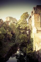 Édimbourg 2014 (Carole Rannou) Tags: edimbourg edinburgh scotland écosse lothian deanvillage castle château