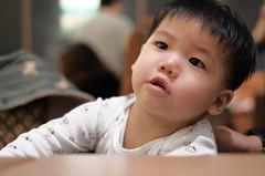 小吉吉 (米漿 專賣店) Tags: 小孩 小朋友 小孩子 口水 流口水 xt3 xf35