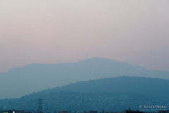 20190129-04-Bushfire smoke over Hobart (Roger T Wong) Tags: 2019 australia cenotaph domain hobart mtwellington rogertwong sel24105g sony24105 sonya7iii sonyalpha7iii sonyfe24105mmf4goss sonyilce7m3 tasmania bushfire evening smoke sunset