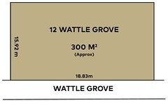 12 Wattle Grove, Klemzig SA