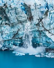 Glace Pilée (ThibaultPoriel) Tags: peritomoreno argentine glaciar glacier ice winter lake blue climat